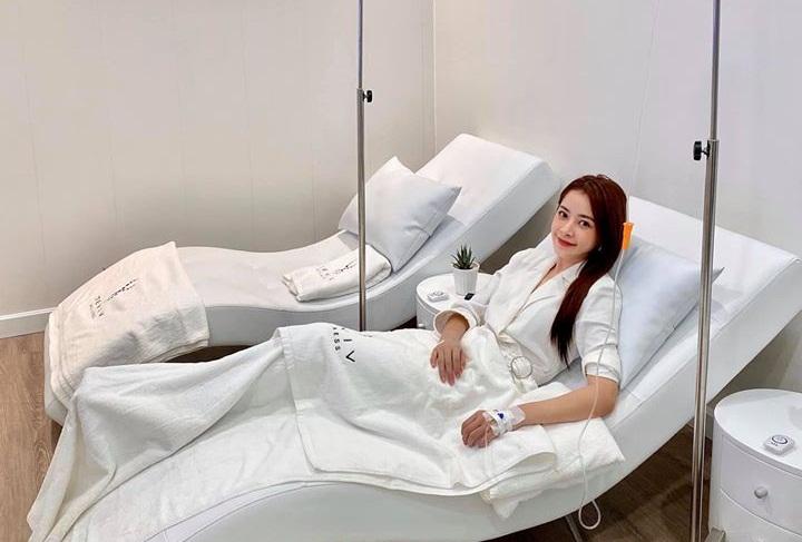 Ca sỹ Chi Pu lựa chọn REVIV Việt Nam là điểm chăm sóc sức khỏe tin cậy