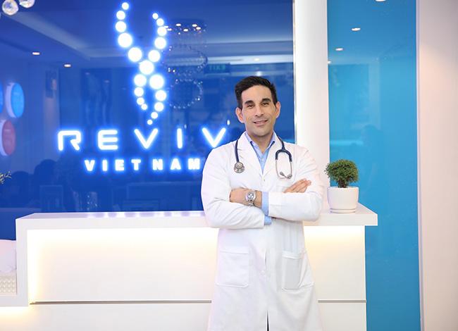 REVIV – Hệ thống chăm sóc sức khỏe chủ động lớn nhất toàn cầu đến từ Mỹ